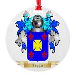 Jaggar Round Ornament