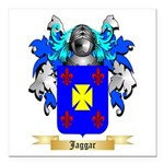 Jaggar Square Car Magnet 3