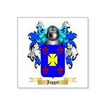 Jaggar Square Sticker 3