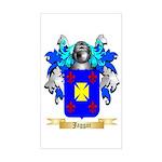 Jaggar Sticker (Rectangle)