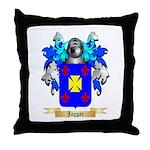 Jaggar Throw Pillow