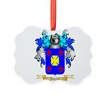 Jaggar Picture Ornament