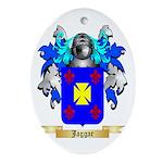 Jaggar Ornament (Oval)