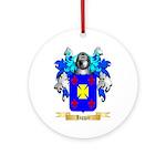 Jaggar Ornament (Round)