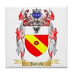 Jadczyk Tile Coaster