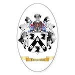 Jacquoutot Sticker (Oval 10 pk)