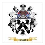 Jacquotin Square Car Magnet 3