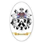 Jacquotin Sticker (Oval 50 pk)