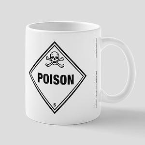 Poison Symbol: Mug