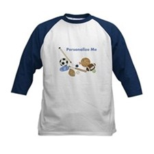 Personalized Sports Kids Baseball Jersey