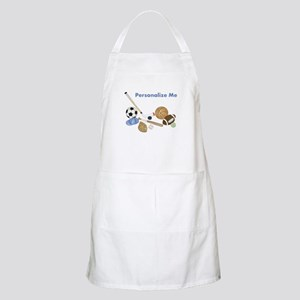 Personalized Sports Apron