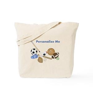 Sports canvas tote bags cafepress publicscrutiny Choice Image