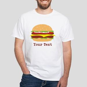 Hamburger, Cheeseburger T-Shirt