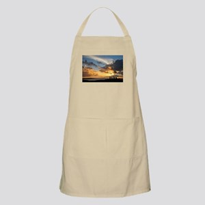 Easter Island Sunset 1 Apron