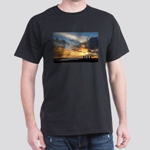 Easter Island Sunset 1 T-Shirt