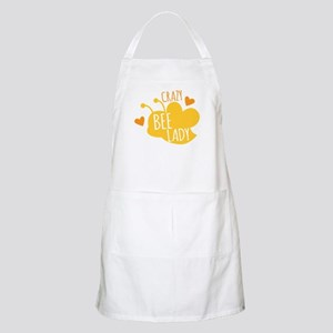 Crazy Bee Lady Apron