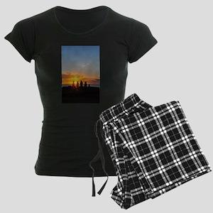 Easter Island Sunset 1 Vertical Pajamas
