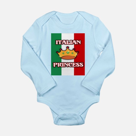 Italian Princess Body Suit