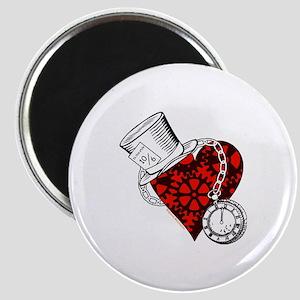 Steampunk Wonderland Magnet