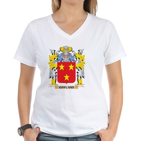 Copland Coat of Arms - Family Crest T-Shirt