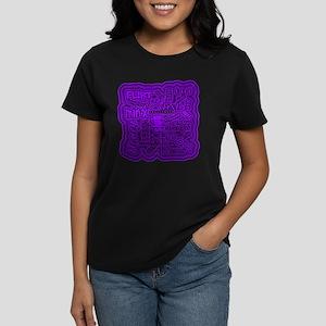 Slut (Purple Design) T-Shirt