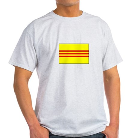 South Vietnamese Flag Light T-Shirt