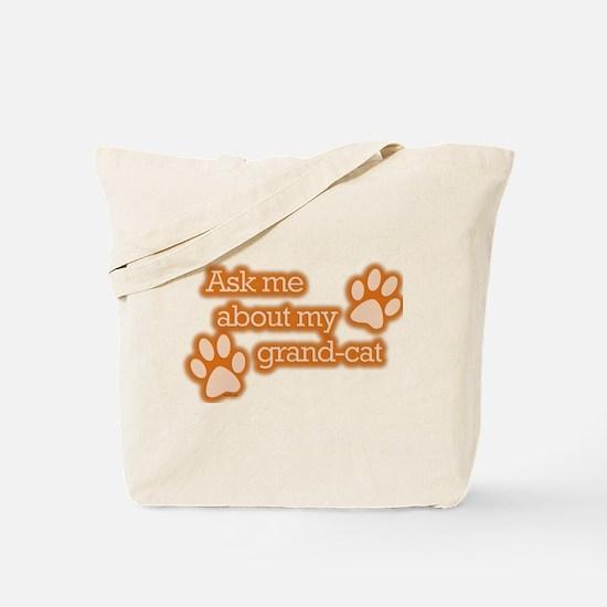 Grandcat Tote Bag
