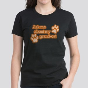 Grandcat Women's Dark T-Shirt