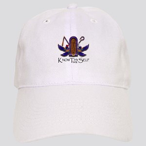 Knowthyself Logo Baseball Cap