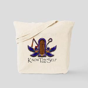 Knowthyself Logo Tote Bag