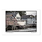 Low Tide Tomales Bay Postcards (package Of 8)