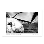 Buoy Number 4 San San Fr Postcards (package Of 8)