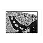 Shadow Of The Golden Gate Postcards (package Of 8)