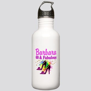 GLAMOROUS 60TH Stainless Water Bottle 1.0L