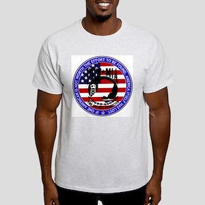 POW-MIA Emblem Light T-Shirt