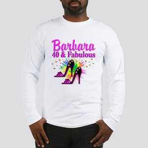 GLAMOROUS 40TH Long Sleeve T-Shirt