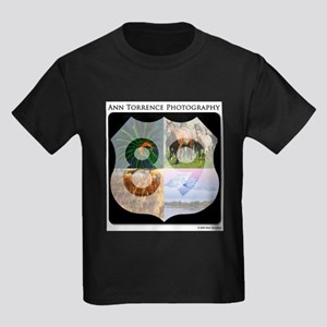 Highway 89 Kids Dark T-Shirt