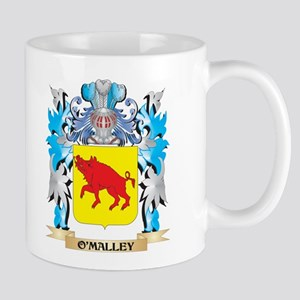 O'Malley Coat of Arms - Family Crest Mugs