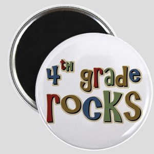 4th Grade Rocks Fourth School Magnet