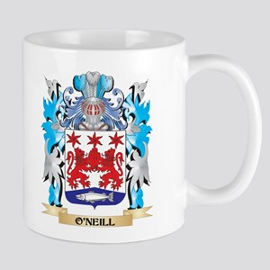 O'Neill Coat of Arms - Family Crest Mugs