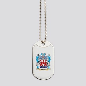 O'Neill Coat of Arms - Family Crest Dog Tags