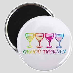 Wine Group Therapy 2 Magnet