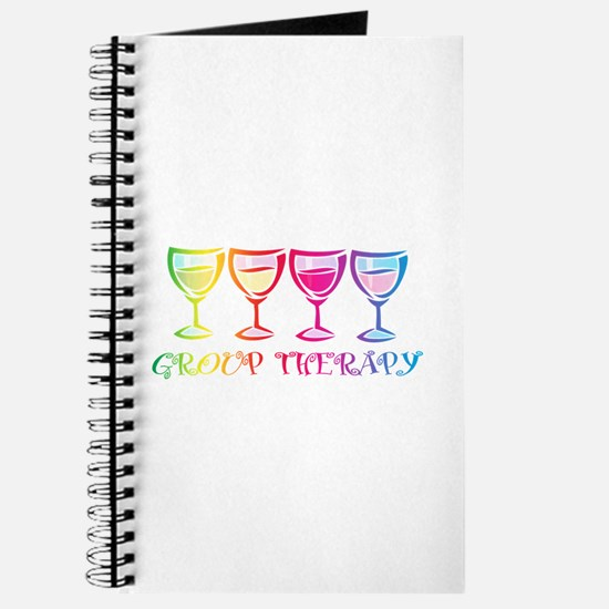 Wine Group Therapy 2 Journal
