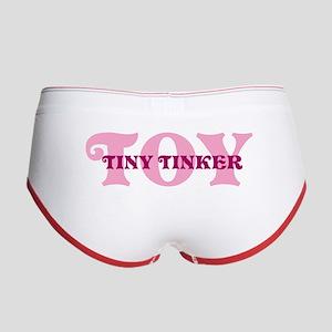 Tiny Tinker Toy Women's Boy Brief