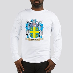 Oswalt Coat of Arms - Family C Long Sleeve T-Shirt