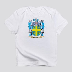 Oswalt Coat of Arms - Family Crest Infant T-Shirt