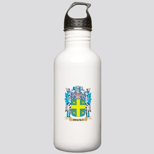 Oswalt Coat of Arms - Stainless Water Bottle 1.0L