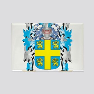 Oswalt Coat of Arms - Family Crest Magnets