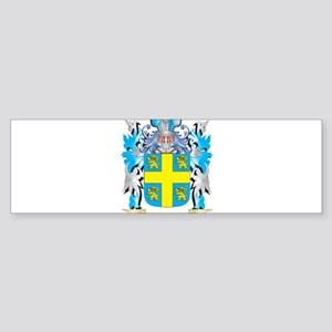 Oswalt Coat of Arms - Family Crest Bumper Sticker