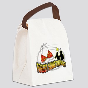 forget something (T) Canvas Lunch Bag